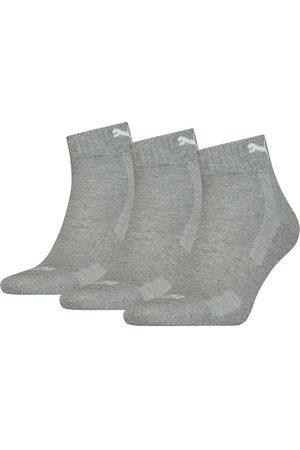 PUMA Sokken Cushioned Quarter 3P
