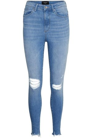 Vero Moda Dames High waisted - Vmsophia High Waisted Skinny Fit Jeans Dames
