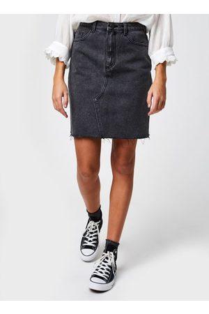 VILA Vicaniana Denim Skirt by