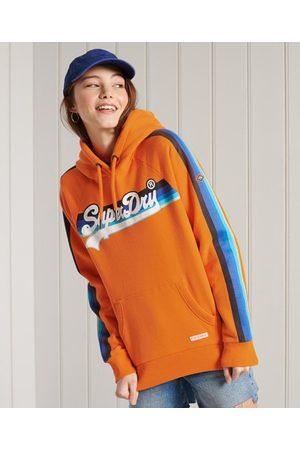 Superdry Vintage Logo Cali hoodie met raglanmouwen