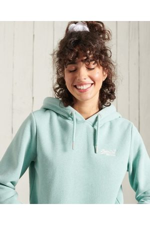 Superdry Dames Truien - Klassieke Orange Label hoodie