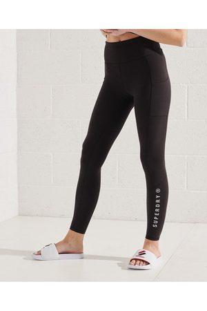 Superdry Lange Active Lifestyle legging