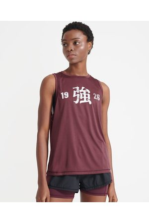 Superdry Dames Tops - Sport Training Boxing Yard tanktop
