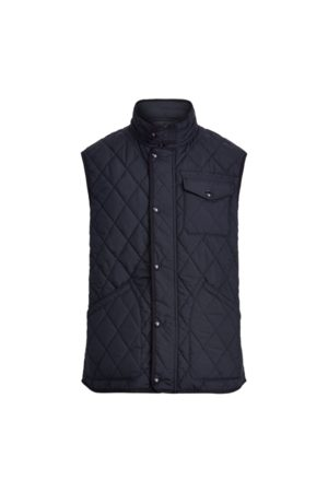 Polo Ralph Lauren Water-Repellent Quilted Gilet