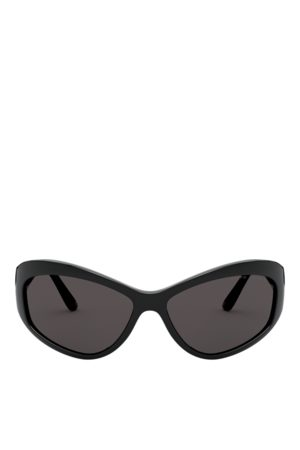 Ralph Lauren Cat-Eye Wraparound Sunglasses