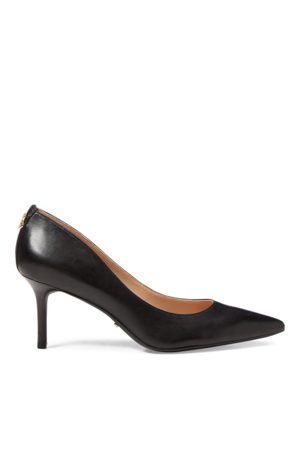 Lauren by Ralph Lauren Lanette Leather Pump