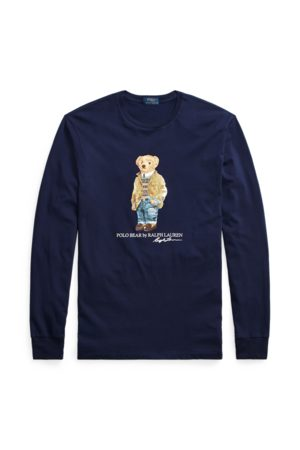 Polo Ralph Lauren Custom Slim Fit Polo Bear T-Shirt