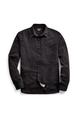 RRL Garment-Dyed Twill Workshirt