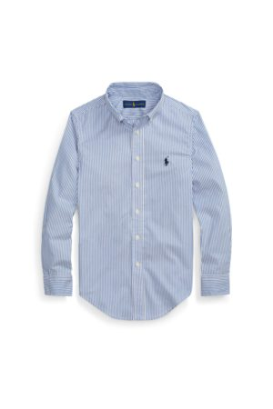 BOYS 6-14 YEARS Custom Fit Oxford Shirt