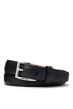 Boys Calfskin Leather Belt