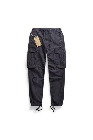 RRL Canvas Surplus Cargo Trouser