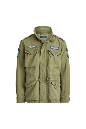 Big & Tall Cotton Twill Field Jacket