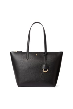 Lauren by Ralph Lauren Faux-Leather Small Tote