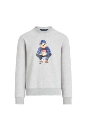 Polo Golf Polo Bear Double-Knit Sweatshirt