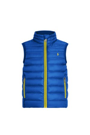 Create Your Own Boys' Custom Packable Gilet
