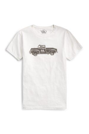 RRL Truck-Graphic T-Shirt