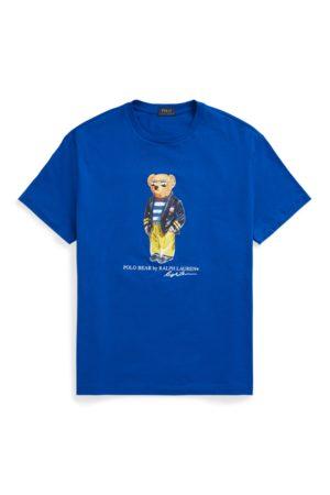 Polo Ralph Lauren Marina Polo Bear Jersey T-Shirt