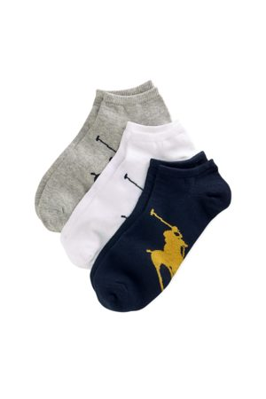 Polo Ralph Lauren Big Pony Sock 3-Pack