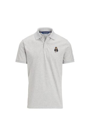 Polo Golf Custom Slim Fit Polo Bear Polo Shirt