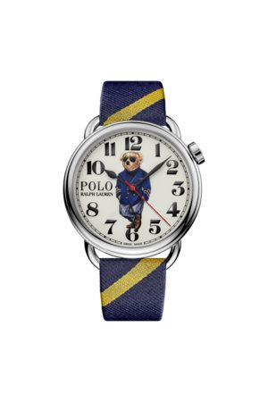 Polo Ralph Lauren 42 MM Nautical Polo Bear Watch