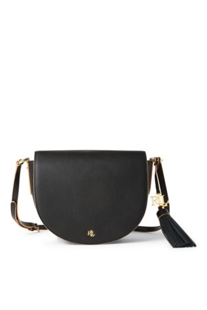 Lauren by Ralph Lauren Leather Medium Crossbody