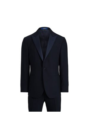 Polo Ralph Lauren Polo Barathea Peak-Lapel Tuxedo