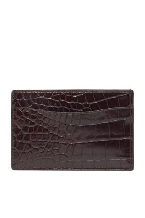 Ralph Lauren Alligator Card Case