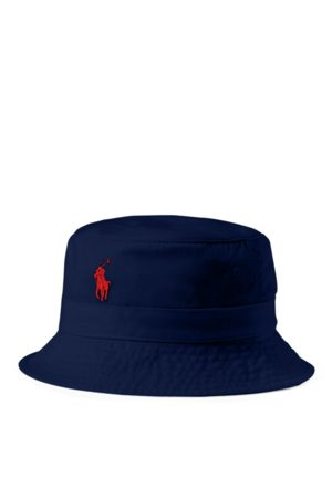 Polo Ralph Lauren Cotton Bucket Hat