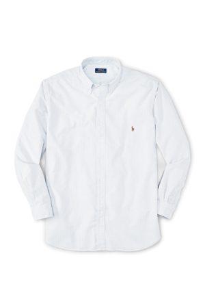 Big & Tall Classic Fit Striped Shirt