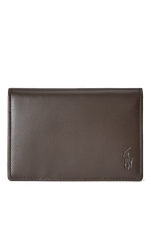 Polo Ralph Lauren Calfskin Card Case
