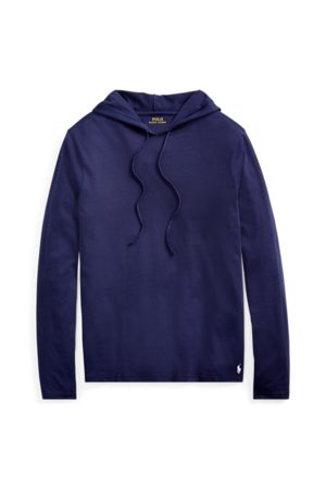 Polo Ralph Lauren Cotton-Blend Sleep Hoodie
