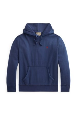 Polo Ralph Lauren Garment-Dyed Fleece Hoodie