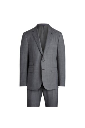 Ralph Lauren Gregory Hand-Tailored Suit