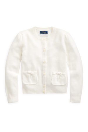 GIRLS 1.5-6.5 YEARS Cashmere Cardigan