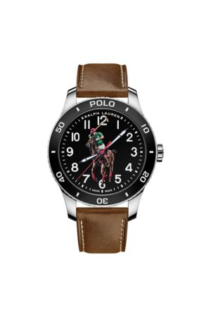 Polo Ralph Lauren Polo Watch Black Dial