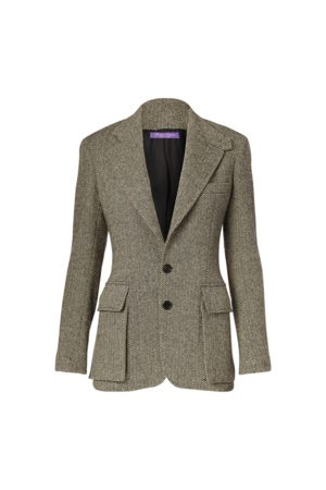 Ralph Lauren The Tweed Jacket