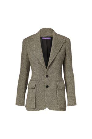 Ralph Lauren The Tweed Jacket