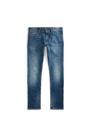 Ralph Lauren Slim Fit Faded Jeans