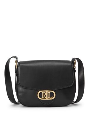 Lauren by Ralph Lauren Leather Medium Addie Crossbody