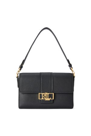 Lauren by Ralph Lauren Leather Spencer Shoulder Bag