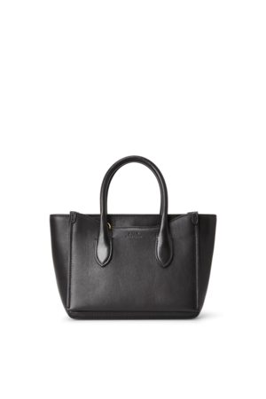 Polo Ralph Lauren Leather Mini Sloane Satchel
