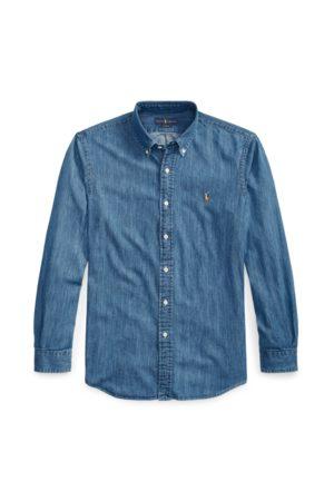 Polo Ralph Lauren Custom Fit Denim Shirt