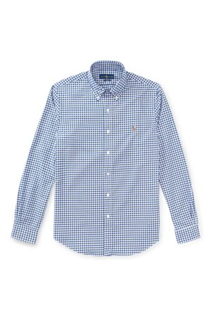Polo Ralph Lauren Slim Fit Oxford Sport Shirt