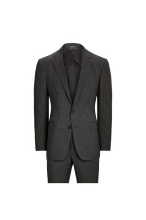 Ralph Lauren Gregory Wool Twill Suit