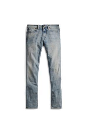 Ralph Lauren Faded Stretch Skinny Jeans
