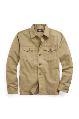 RRL Herringbone Twill Shirt