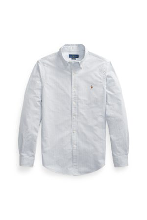 Polo Ralph Lauren Slim Fit Striped Oxford Shirt