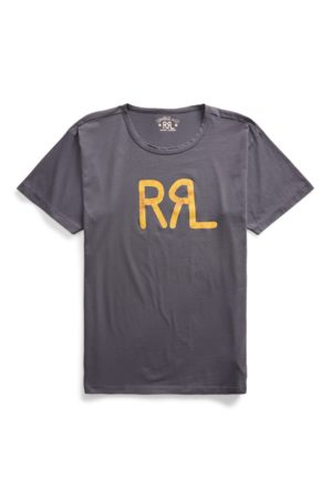 RRL Logo Jersey T-Shirt