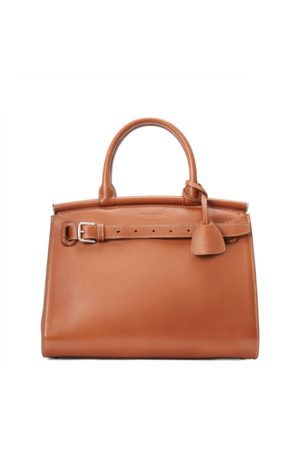 Ralph Lauren Calfskin Medium RL50 Handbag