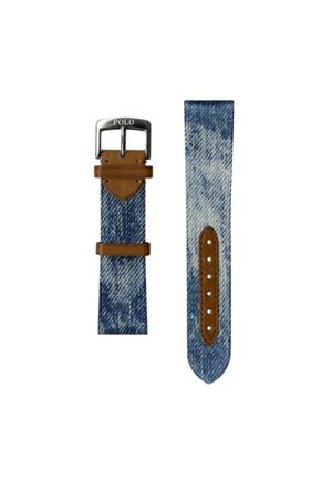 Polo Ralph Lauren Denim Watch Strap